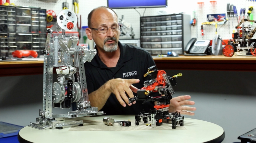 RoboBench: Choosing Motors & Servos