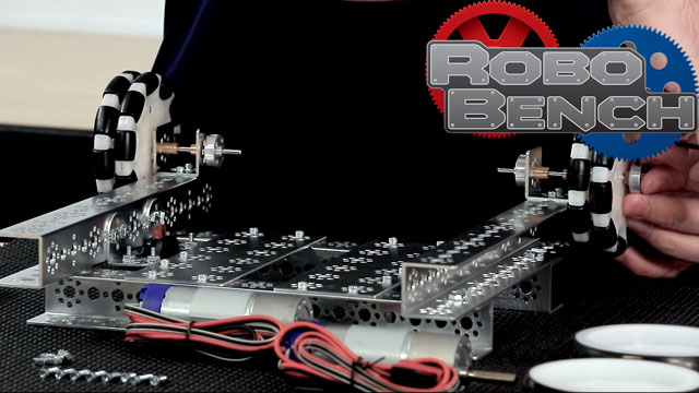 RoboBench RangerMAX Bot Build