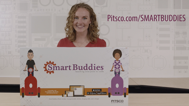 Smart Buddies In-Booth Demo