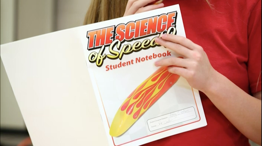Science of Speed 2 STEM Units Video