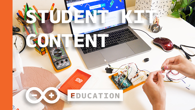 Arduino Student Kit – Content