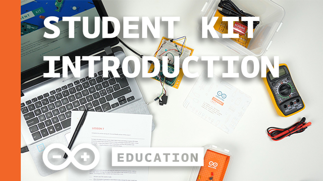 Arduino Student Kit – Introduction