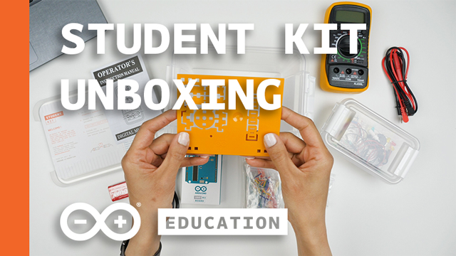 Arduino Student Kit – Unboxing