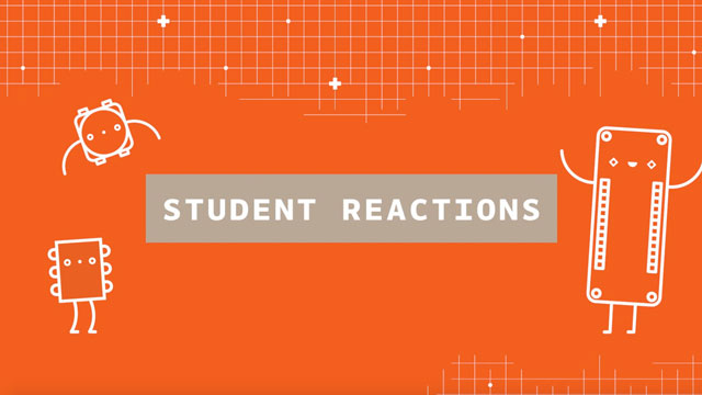 Arduino EduVision: Student Reactions – Episode 1