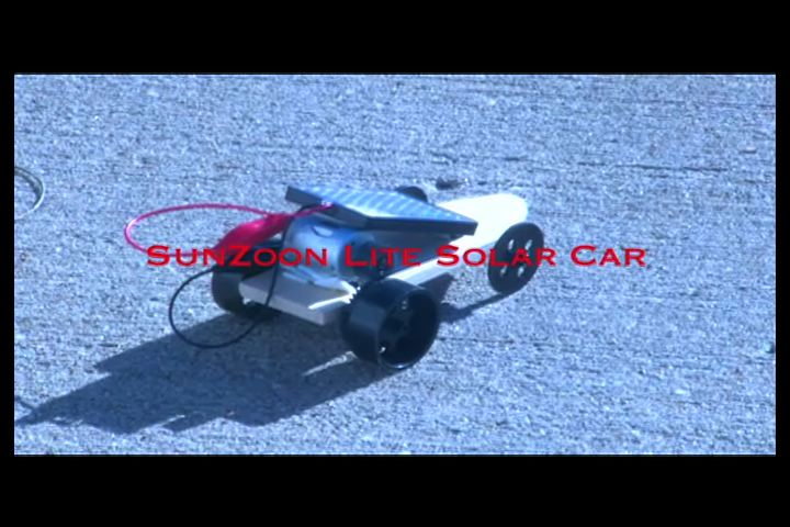 SunZoon Lite Solar Car