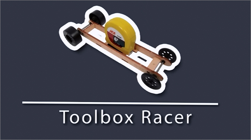 TAG members talk about Toolbox Racer