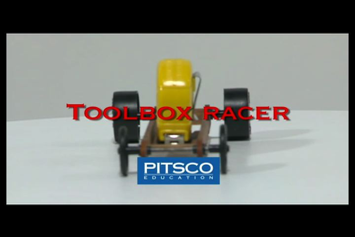 Toolbox Racer