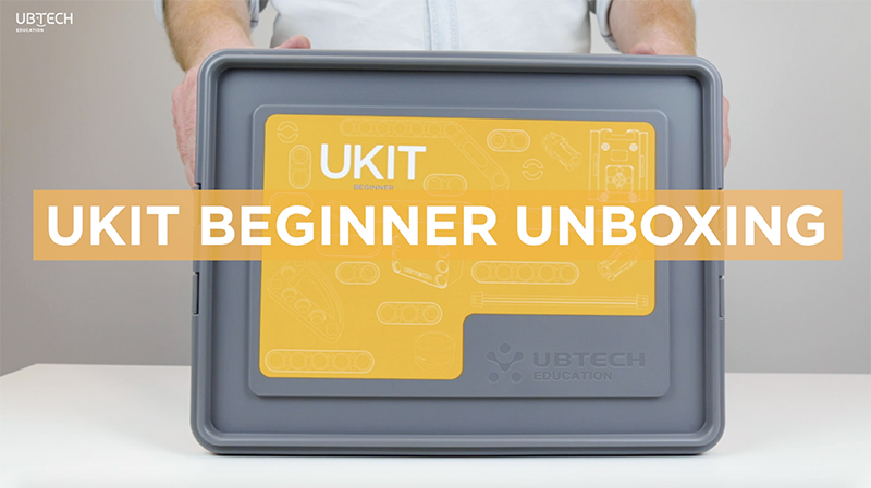 UKIT Beginner Unboxing