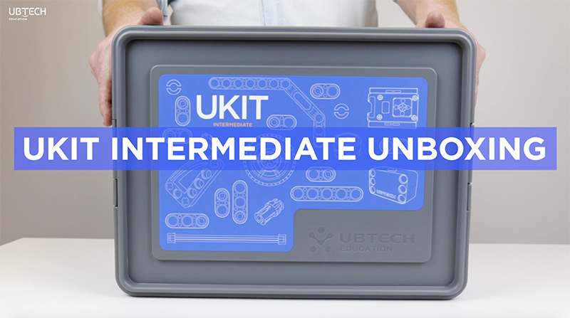 UKIT Intermediate Unboxing
